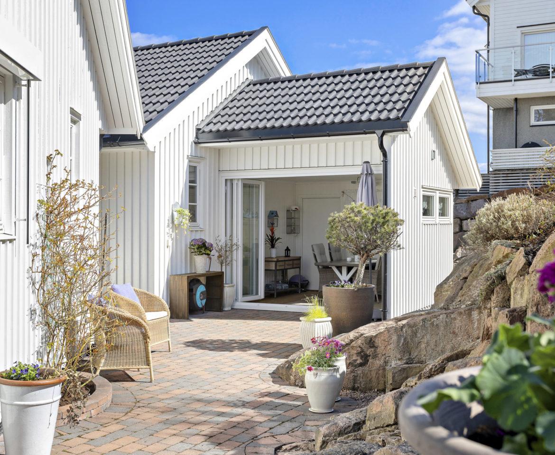 Kniveåsen terrasse 16 Drammen – Praktfull arkitekttegnet villa med fantastisk beliggenhet – Dialog Drammen